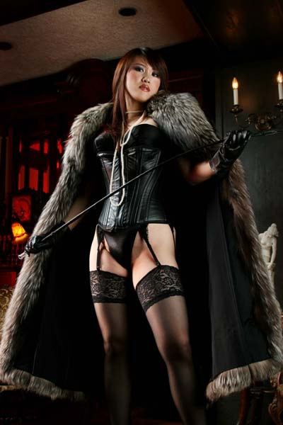 Fur whipping riding goddess ama k 8